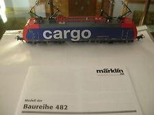 Märklin BR 482 Digital SBB Cargo