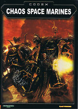 Codex: Chaos Space Marines (2002 Edition) - Warhammer 40000 - Games Workshop