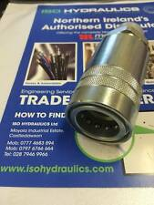 Manuli ISO A quick release coupling John Deere Massey New Holland Claas