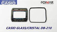 VINTAGE GLASS CASIO DB-210 NOS