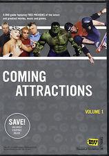 Best Buy Coming Attractions, Volume 1 (DVD, 2003)