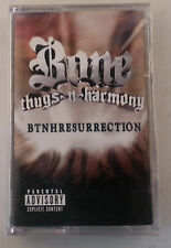 BTNHResurrection [PA] by Bone Thugs-N-Harmony (Rap Cassette Tape 2000) NEW