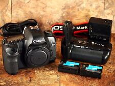 Canon 5D Mark II Digital SLR Camera+Grip+Xtra Battery - 36,658 Shutter Count