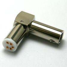 ** Tonarmstecker - Tonearm Plug/Connector - SME DIN 5 Pin - gewinkelt **