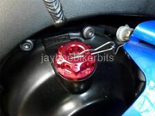 Llenado de aceite Cap Cnc Rojo Honda Vfr750 Vfr800 Vtr1000 Firestorm Sp1 Sp2 Xl1000 r2b5