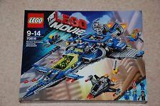 LEGO Movie 70816 Bennys navicella spaziale ASTRONAVE NAVICELLA SPAZIALE! NUOVO di zecca e sigillato