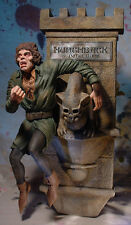Lon Chaney HUNCHBACK Of NOTRE DAME STATUE / WALL HANGER PRO PAINT Janus Yagher
