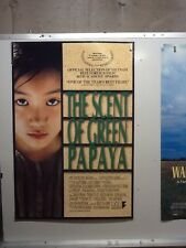 Original Movie Poster The Scent Of Green Papaya Single Sided  27x40