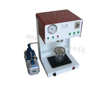 Dental Vacuum Mixer Mixing vibrating Machine Outer Pump & Mixing Beaker (1 set)