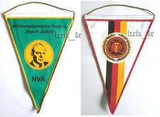 DDR NVA mesa-bandera banderín militar medicina East German Army Flag for table GDR