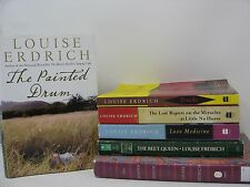 Louise Erdrich,  Lot of 6 - Round House, Love Medicine, & more