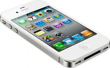 Apple iPhone 4 8GB White Verizon / Page Plus Smartphone- Clean ESN