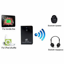 Mini 3.5mm 2-In-1 Wireless Bluetooth Audio Transmitter and Splitter Portable