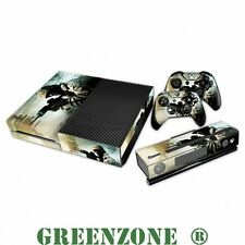 Call of Duty 4 Xbox One Console & 2 Controller Protective Sticker Set (015)