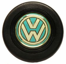 VW VOLKSWAGEN EMBLEM OBA SPORTS STEERING WHEEL REPLACEMENT HORN BUTTON