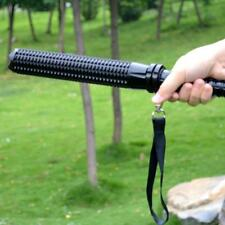Security Lengthen LED Baseball Zoomable Extendable Flashlight Torch Hand Lamp