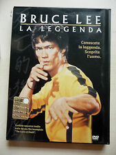 DVD BRUCE LEE- LA LEGGENDA - JOHN LITTLE WB 2000