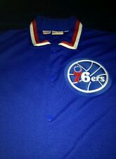 Sixers 76ers warm-up jacket Mitchell & Ness sz. 60