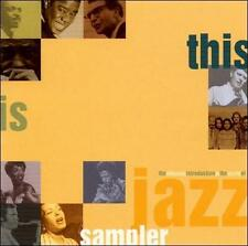 This Is Jazz Sampler 21 by Louis Armstrong CD