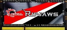 G.Skill 8GB (8GB X 1) DDR3 1600MHZ RIPJAWS FOR LAPTOP 1.35V (F3-1600C9S-8GRSL)