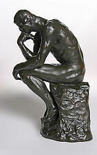 The Thinker Grande by Rodin Museum Collectible 14H RO16 Parastone