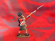 King & Country retired - NA54 - 42nd Highlander, lunging with Bayonet