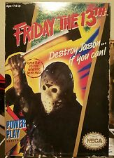 NECA -- 8-Bit Jason Voorhees - Friday The 13th - NEW!