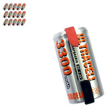 15 x Sub C 1.2V 3300mAh NiMH Rechargeable Battery Ultra