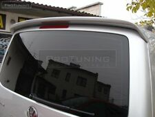 VW T5 Transporter Multivan TAILGATE REAR Door Heck ROOF SPOILER ABT Wing Bus Van