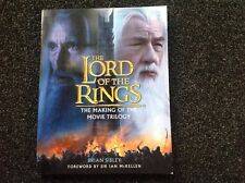 The Lord of the Rings: The Making of the Movie Trilogy by BRIAN SIBLEY - 2002
