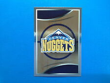 2015-16 Panini NBA Sticker Collection n.269 Denver Nuggets Logo Foil