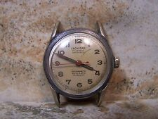 Vintage Leonidas Automatic 17 Jewel ETA 1256 Military Style Watch....Running