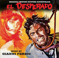 El Desperado Gianni Ferrio CD Ost Soundtrack Colonna Sonora  GDM