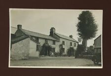 Devon CHALLACOMBE Ring o' Bells Inn c1920/30s? RP PPC by Tayler
