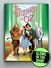 Wizard Of Oz Emerald City Glow In The Dark Framed Cool Mini Poster