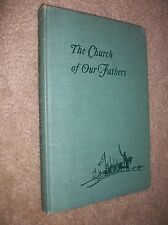 1950 Church of Our Fathers with vintage Bible study aides with it; See pics!!