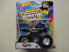 2015 Hot Wheels Monster Jam Truck Metal Mulisha #38 with Battle Slammer