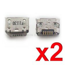 2X Lenovo IdeaPad Tablet A1-07 Charging Port Dock Connector USB Port Repair Part