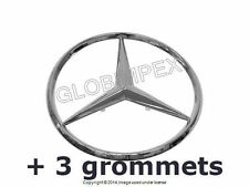 Mercedes w124 w201 OEM trunk decklid Trunk Star KIT OEM + 1 year Warranty