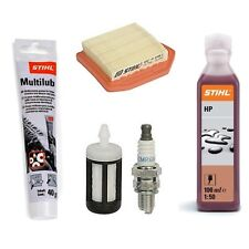 Genuine STIHL FS460 strimmer service kit FS 240, 360, 410 brushcutter extra oil