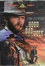 The Good, The Bad and The Ugly (Clint Eastwood) - DVD