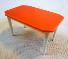 Vintage Dolls House Furniture - Brimtoy Plastic Kitchen Table