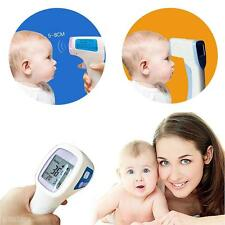 Baby Adult Body Ear Forehead IR Infrared Digital Fever Thermometer LCD Display