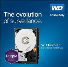 New WD Purple Surveillance 2TB Internal Hard Drive 6Gb/s 64MB SATA 2 TB PC HDD