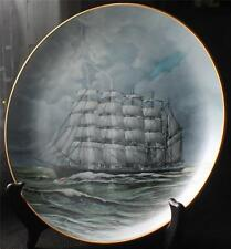 Vintage 1981 ROYAL CORNWALL Legendary Ships of Sea Series THE COPENHAGEN Plate#5