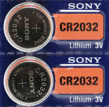 Replacement Batteries fit Freestyle Insulinx Glucose Meter SONY CR2032 EXP 2025