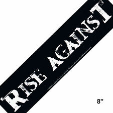 STICKER - Rise Against Punk Rock Music Decal  SA38