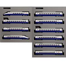 "Kato 10-278&10-279 Series E2-1000 Shinkansen ""Hayate"" Bullet Train 10 Cars - N"