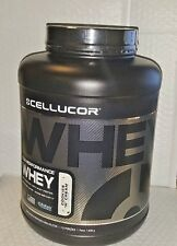 CELLUCOR COR PERFORMANCE WHEY PROTEIN 4 Pound Tub COOKIES N CREAM 2/2017