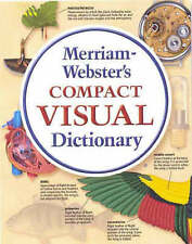 MERRIAM-WEBSTERS COMPACT VISUAL  BOOK NEW